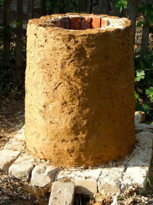 Два слоя глины