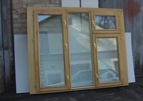 Как установить деревянное окно своими руками?