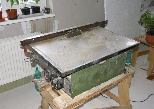 Станок для изготовления вагонки
