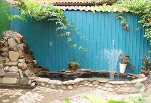 Как сделать водоем на даче своими руками? Фото