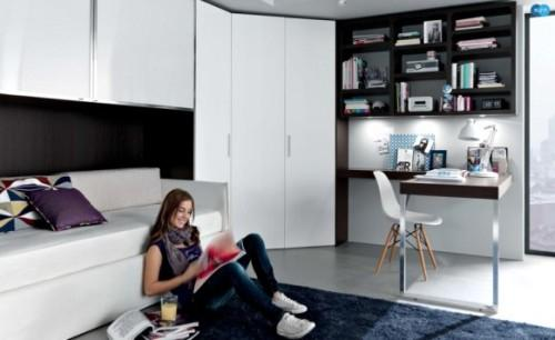 Фото интерьера комнаты для подростка