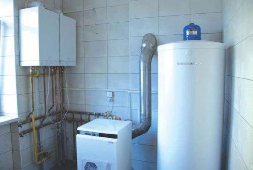 Горячее водоснабжение дома и дачи
