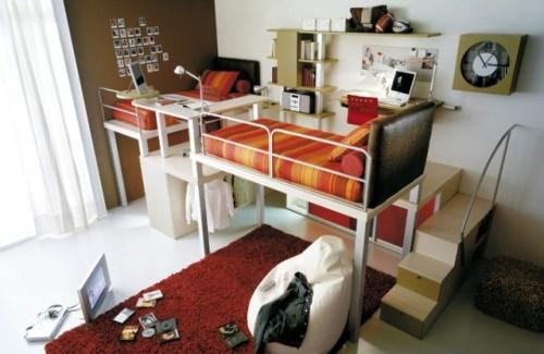 Лофт - кровать