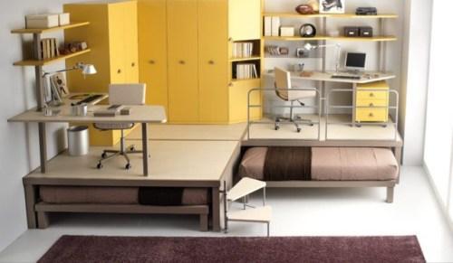 Оригинальные кровати для детей и подростков