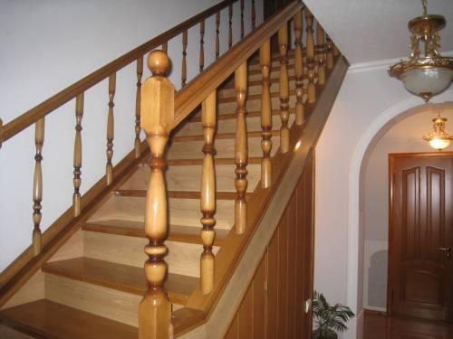 Конструкция маршевых лестниц