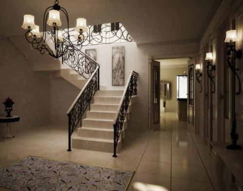 Лестница на второй этаж. Как и какую сделать лестницу?