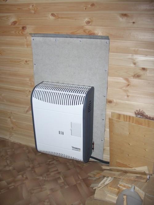Отопление конвекторами
