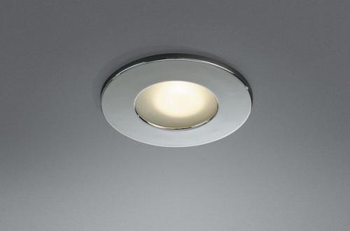 Светильники встраиваемые в потолок: выбор и правила монтажа