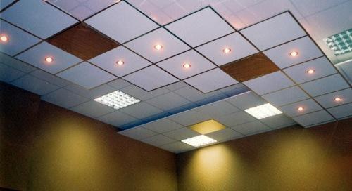 Особенности подвесного потолка «Армстронг»