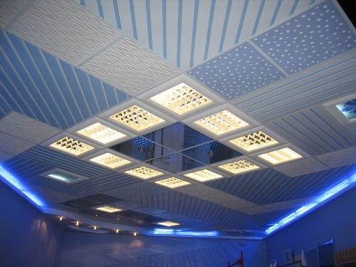 Отличительные свойства потолка