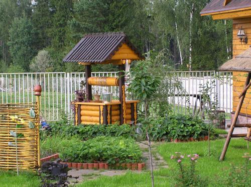 Колодец для водоснабжения загородного дома