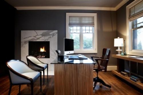 Домашний офис. Идеи оформления и обустройства офиса дома