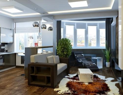 Как правильно сделать планировку интерьера квартиры студии 25 м2?