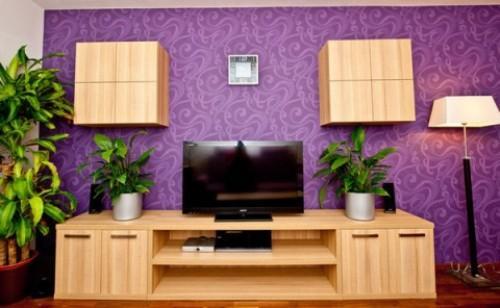 Место для телевизора в однокомнатной квартире