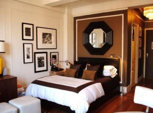Крохотная квартирка может быть уютной!