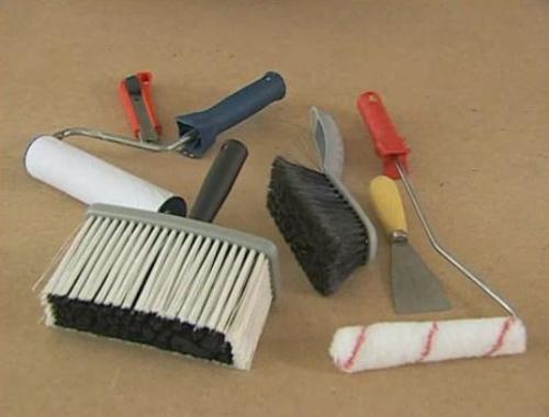 Инструменты для работы с обоями