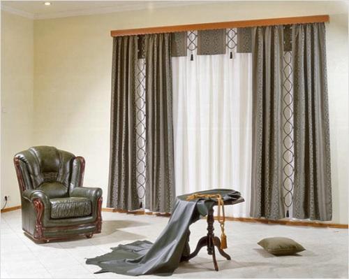 Как подобрать шторы в гостиную, детскую или офис?