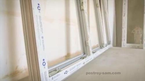 Подготовка окна в зимний период