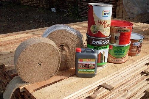 Как и чем защитить древесину от разрушения?