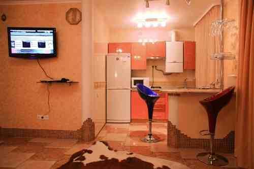 кухня студия как переделсть обычную кухню в кухню студию