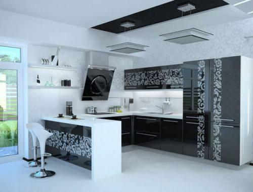 Кухня-студия — больше пространства, больше свободы. Примеры интерьера кухни