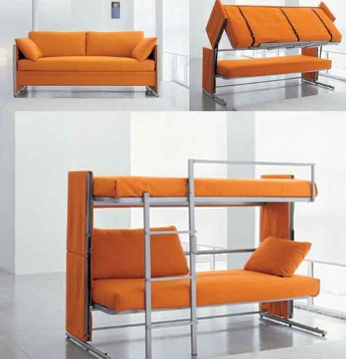 Мебель-«трансформер» идеальное решение для малогабаритной квартиры