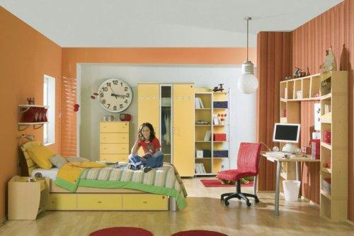 Комната взрослого ребенка