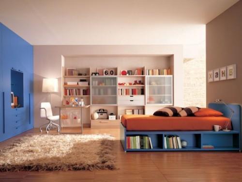 Подростковый интерьер. Как обустроить комнату ребенка?