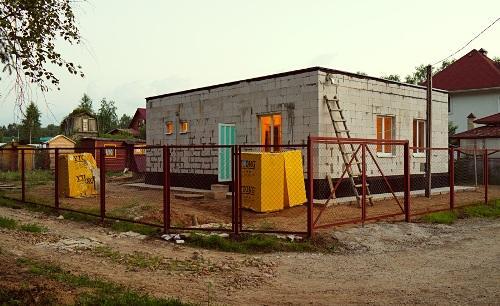Строим дом из газосиликатных блоков