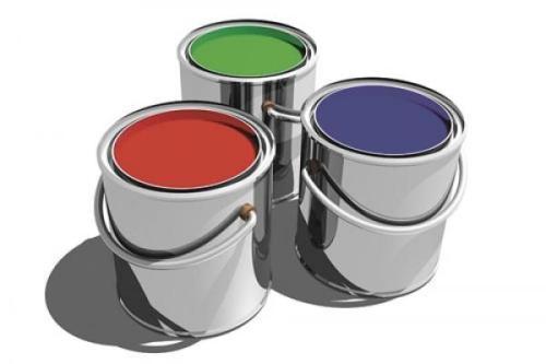 Акриловая краска для отделочных работ. Преимущества и способы нанесения краски
