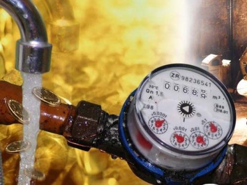 Как контролировать расход воды?
