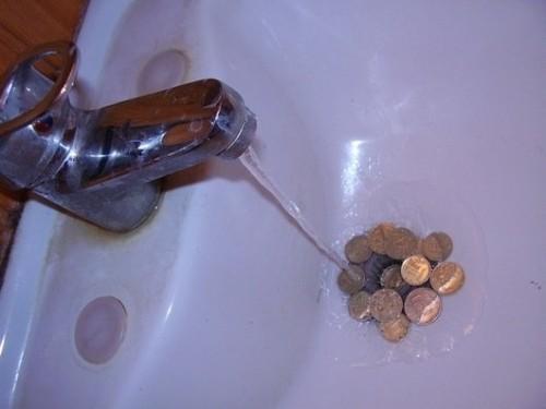 Способы (мероприятия) экономии воды