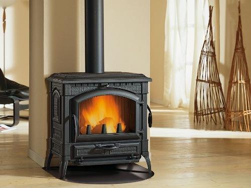 Газовый камин для дачи, как дополнительный или основной источник тепла