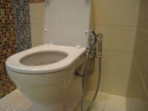 Гигиенический душ или биде