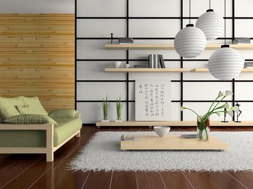 Как обустроить интерьер квартиры в японском стиле?