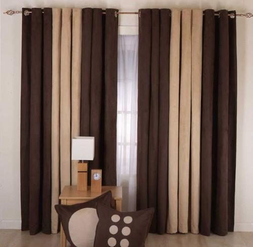 плотные тяжелые шторы