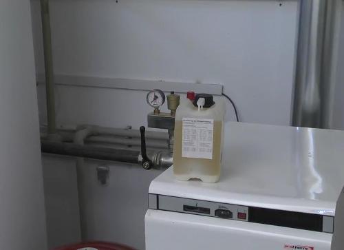 Устраняем течь системы отопления с помощью герметика