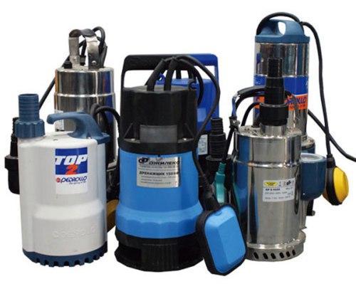 Как выбрать насос для воды