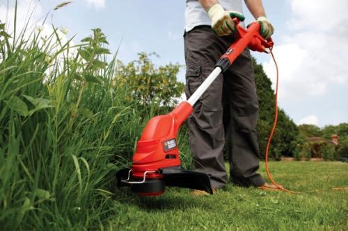 Как выбрать триммер для травы? Видео