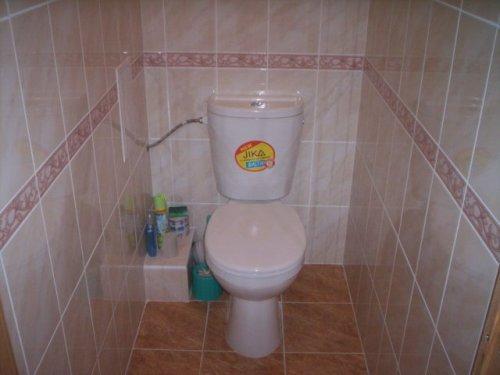 Как выбрать плитку для туалета?