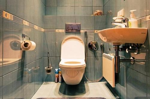 Плитка для туалета. Выбор и правила укладки плитки