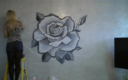 Раскраска рисунка