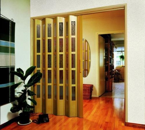 Складные межкомнатные двери. Какие выбрать: гармошку или книжку?