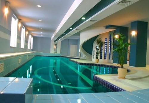 Вентиляция бассейна. Основное назначение, устройство и типы вентиляции