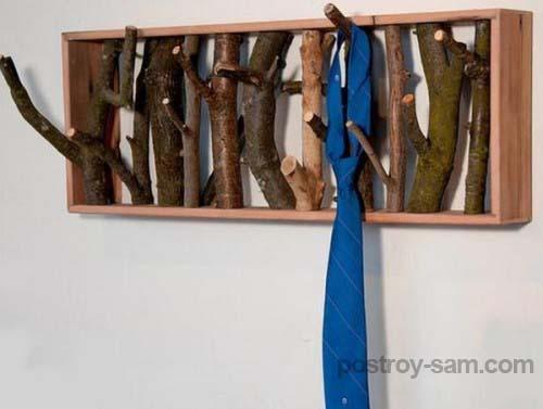 Вешалка для одежды и аксессуаров