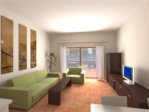 Мебель в гостиной 20 кв. метров