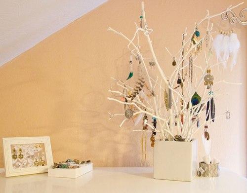 Роскошное дерево для украшений