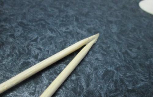 Склеиваем палочки
