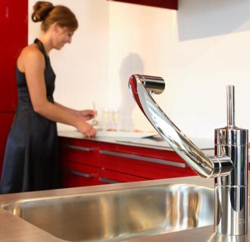 Важные критерии выбора смесителя для кухни