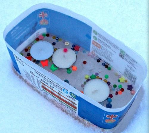 Ледяное блюдо